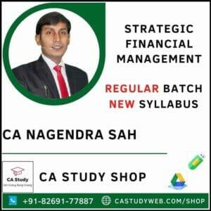 STRATEGIC FINANCIAL MANAGEMENT NEW SYLLABUS REGULAR BY CA NAGENDRA SAH
