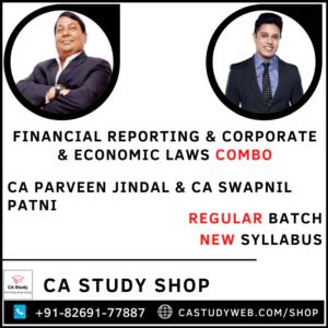 FR Law Combo Regular by CA Parveen Jindal CA Swapnil Patni