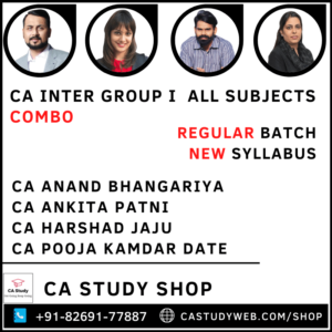 CA Inter Group I All Subjects Combo
