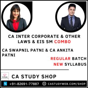 Corporate & Other Laws EIS SM Combo by CA Ankita Patni CA Swapnil Patni