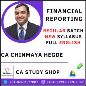 CA Chinmaya Hegde Pendrive Classes Final FR