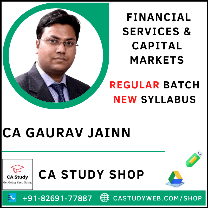 Applicable Study Material for CA Final Nov 2020 Exam 23
