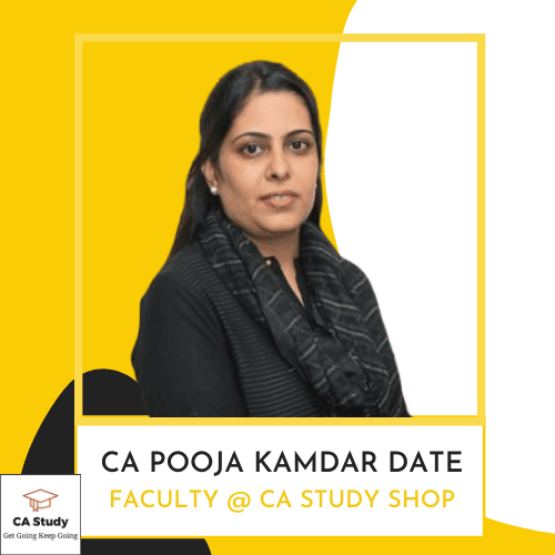 CA Pooja Kamdar Date