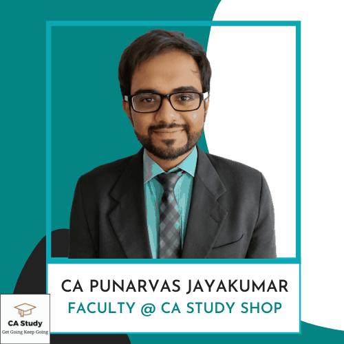CA Punarvas Jayakumar