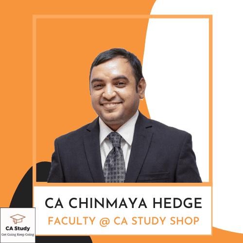 CA Chinmaya Hegde