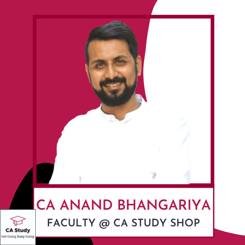 CA Anand Bhangariya