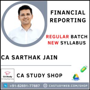 CA Sarthak Jain FR Classes