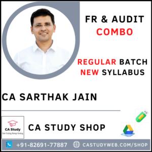 FR Audit Combo by CA Sarthak Jain